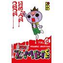 Zozo Zombie #02 Manga Oficial ECC Ediciones