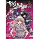 Hasta que la Muerte nos separe #12 Manga Oficial ECC Ediciones