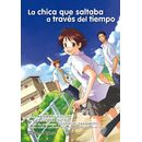 La Chica Que Saltaba A Través Del Tiempo Manga Oficial Planeta Comic