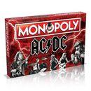 AC/DC Juego de Mesa Monopoly *Edición Inglés*