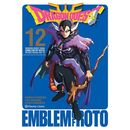 Dragon Quest Emblem of Roto #12 Manga Oficial Planeta Comic