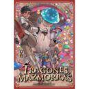 Tragones y Mazmorras #08 Manga Oficial Milky Way Ediciones