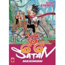 Maximum Satan 666 #01 Manga Oficial Panini Manga (spanish)