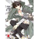 Mi Rival Mas Deseado #05 Manga Oficial Panini Manga