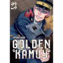 Golden Kamuy #23 (Spanish) Manga Oficial Milky Way Ediciones