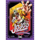Jojo's Bizarre Adventure Diamond is Unbreakable #06 (Spanish) Manga Oficial Ivrea