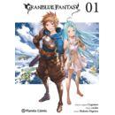 Granblue Fantasy #01 Manga Oficial Planeta Cómic