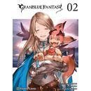 Granblue Fantasy #02 Manga Oficial Planeta Cómic