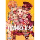 Hanako-kun El Fantasma del Lavabo #05 Manga Oficial Ivrea