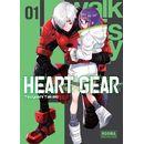 Heart Gear #01 Manga Oficial Norma Editorial