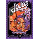Jojo's Bizarre Adventure Diamond is Unbreakable #11 Manga Oficial Ivrea