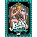 Jojo's Bizarre Adventure Stone Ocean #01 Manga Oficial Ivrea