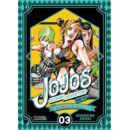 Jojo's Bizarre Adventure Stone Ocean #03 Manga Oficial Ivrea