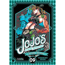 Jojo's Bizarre Adventure Stone Ocean #09 Manga Oficial Ivrea (Spanish)