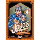 Jojo's Bizarre Adventure Vento Aureo #02 Manga Oficial Ivrea