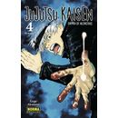 Jujutsu Kaisen #04 Manga Oficial Norma Editorial