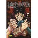 Jujutsu Kaisen #07 Manga Oficial Norma Editorial (spanish)