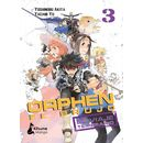 Orphen El Brujo El Viaje Temerario #03 Manga Oficial Kitsune Manga