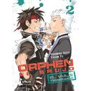 Orphen El Brujo El Viaje Temerario #02 Manga Oficial Kitsune Manga