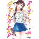 Rent A Girlfriend #01 Manga Oficial Ivrea