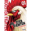 Rooster Fighter #01 Manga Oficial Ivrea (Spanish)