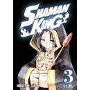 Shaman King #03 Manga Oficial Ivrea (spanish)