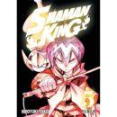 Shaman King #05 Manga Oficial Ivrea