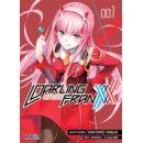 Darling in the Franxx #01 Manga Oficial Ivrea
