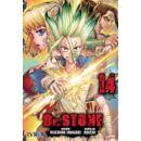 Dr. Stone #14 Manga Oficial Ivrea