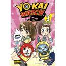 Yo-Kai Watch Días Miauravillosos y Emiaucionantes #03 Manga Oficial Norma Editorial