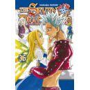 The Seven Deadly Sins #36 Manga Oficial Norma Editorial