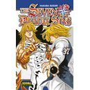 The Seven Deadly Sins #37 Manga Oficial Norma Editorial (Spanish)