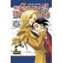 The Seven Deadly Sins #38 Manga Oficial Norma Editorial