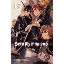 Seraph of the end #15 Manga Oficial Norma Editorial