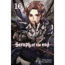 Seraph of the end #16 Manga Oficial Norma Editorial