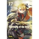 Seraph of the end #17 Manga Oficial Norma Editorial