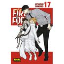 Fire Force #17 Manga Oficial Norma Editorial
