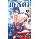 MAGI El laberinto de la magia #31 Manga Oficial Planeta Comic