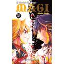 MAGI El laberinto de la magia #35 Manga Oficial Planeta Comic