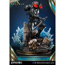 Estatua Black Manta Aquaman