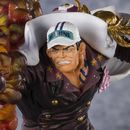 Sakazuki Akainu Figuarts Zero One Piece The Three Admirals