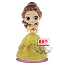 Figura Bella La Bella y la Bestia Disney Characters Glitter Line Q Posket
