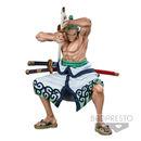 Figura Roronoa Zoro One Piece Super Master Stars Piece Brush