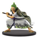 Figura Roronoa Zoro Wanokuni One Piece King of Artist