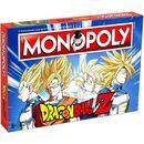 Monopoly Dragon Ball Z Board Game * Spanish Edition *