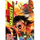 Shin Mazinger Zero #03 Manga Oficial Ivrea