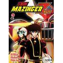 Shin Mazinger Zero #02 Manga Oficial Ivrea