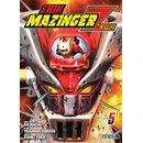 Shin Mazinger Zero #05 Manga Oficial Ivrea