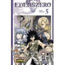 Edens Zero #05 Manga Oficial Norma Editorial