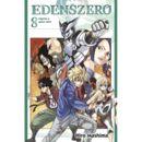 Edens Zero #08 Manga Oficial Norma Editorial (Spanish)
